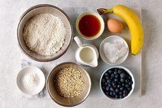 tortitas de súper sanos ingredientes