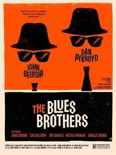 The Blues Brothers Foto-Nachdruck eines Filmposters 40x30cm