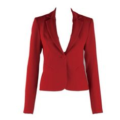 Red jacket from Review