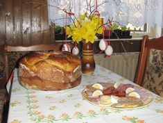 Veľkonočná pascha - Recept Baguette, Bakery, Bread, Food, Brot, Essen, Baking, Meals, Breads