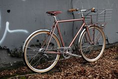 Meghan S. basket bike by mapcycles, via Flickr