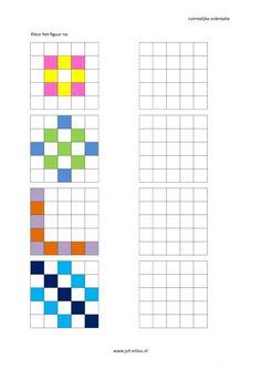 Dit werkblad en nog veel meer in de categorie ruimtelijke orientatie - nakleuren…