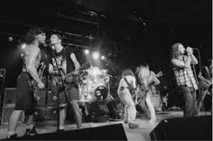 November 13, 1990 : At the Off Ramp in Seattle, Temple of the Dog plays their only show. Comprised of members of Soundgarden and what would become Pearl Jam, the group was formed as a tribute to Mother Love Bone signer Andrew Wood, who died of a heroin overdose.  #108RockStarGuitars #History