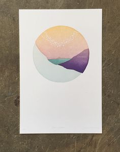 the aesthetic union print