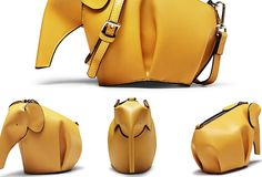 We just find some handmade leather animals cute shoulder bags, we hope you& like them! Leather Gifts, Leather Bags Handmade, Leather Craft, Animal Bag, Handmade Purses, Cute Elephant, Girls Bags, Leather Working, Purses And Handbags