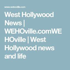 West Hollywood News