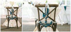 sweetheart table / reception / Nautical lake wedding / nashville, Tn / by Sarah Sidwell Photography
