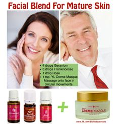 Vibrant, beautiful skin has always been considered an important part of health.Young Living Independent Member #1658863