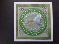 Clarity Card, Doilies, Floral Wreaths, Cover, Layering, Card Making, Cards, Plates, Inspiration