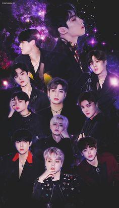 Flash Wallpaper, Purple Wallpaper, Tumblr Wallpaper, Of Wallpaper, Screen Wallpaper, Quantum Leap, Flower Boys, Kpop Fanart, Kpop Boy