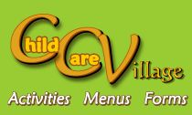 Child Care & Preschool Curriculum, Daycare Forms, CACFP Menus