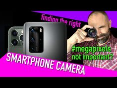 Everything you need to know about smartphone camera. How many megapixels do you need? What's important and what's not.  #smartophonecamera #camerasensor #megapixelsdontmatter #digitalmarkings #markodordevic #youtuber #iphonecameras #huaweip40 #108mpcamera Multi Camera, How To Become Smarter, Pixel Size, Optical Image, Apple News, Tech News, Mobile Phones, Cameras