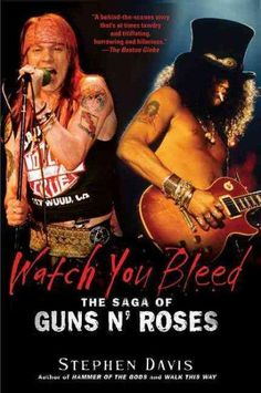 The New York Times bestselling epic tale of the last great rock band From the bestselling author of Hammer of the Gods comes the complete story of Guns N? Roses ? from their drug-fueled blastoff in th