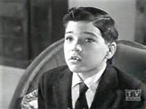 Paul Peterson from The Donna Reed Show Loved, loved, loved him!