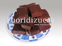 brownies al caffè e noci #brownies #noci #caffè