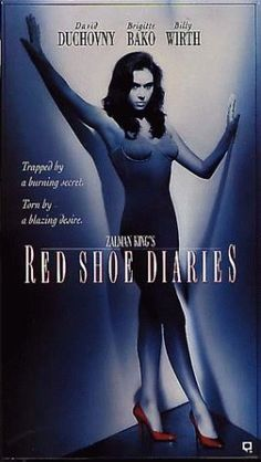 Red Shoe Diaries - The Movie [VHS] $4.99