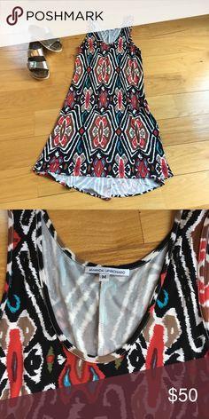 Amanda Uprichard tank dress, M, worn once Bought this at Neiman Marcus Cusp for $200. Wore it once Amanda Uprichard Dresses Midi