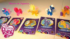 5 My Little Pony Bolsa Sorpresa| My Little Pony Surprise Bags| Sobres So...