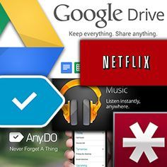 100 Best Android Apps (Update) Great stuff to look at here -> http://blogregateapps.com