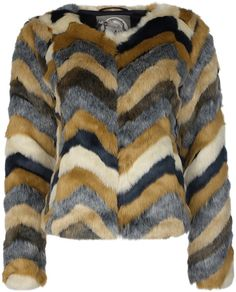0d3d5de5ef13 F*ck Yeah Fur. Faux Fur JacketFaux Fur VestsFur FashionWomens  FashionService ClientIts Cold OutsideBrown And ...