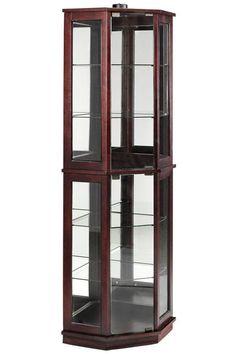 44 Best Curios Images Corner Curio Cabinet Pulaski Furniture