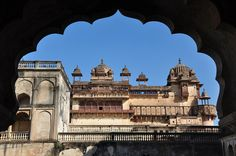 marco - Jehangir Mahal, Orchha By rhurtubia