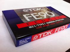 Cassette from TDK | Flickr - Photo Sharing!