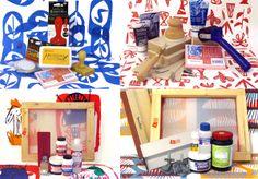 Lettering Time: Vostok Printing Shop