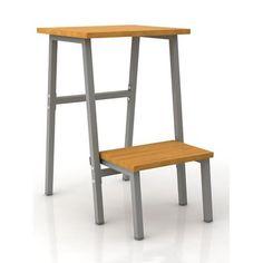 картинка Метал.Мебель N_СД-207 ДСП Табурет-стремянка 380х370х580