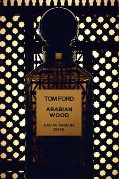 Arabian Wood Tom Ford perfume - a fragrance for women and men 2009