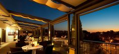 Roof Garden Circus//gastonomic/Best view/Romantic/Close to Colisseo and Circo massimo