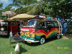 VW Kombi (Fans of Kombi): Los Tubos, Manati, PR 2013