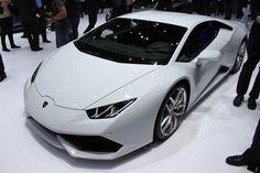 Breathtaking #Lamborghini Huracán LP 610-4: Geneva Motor Show Live Photos And Video.