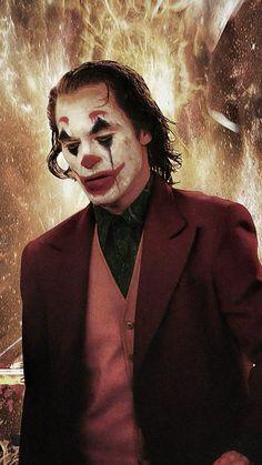Artwork, Joker, 2019 movie wallpaper Ok The Joker, Gotham Joker, Joker Film, Joker And Harley Quinn, Batman Joker Wallpaper, Joker Iphone Wallpaper, Joker Wallpapers, Samsung Galaxy S4, Joker Cosplay