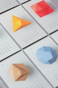 Minimal / Calendar 2012 design and promotion by Lo Siento studio Barcelona