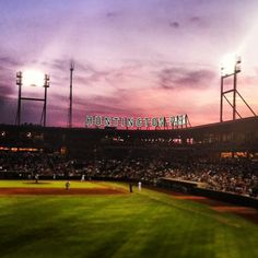 Columbus Clippers at Huntington Park