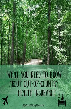 What You Need To Know About Out-of-Country Health Insurance Health Insurance, Travel Nursing, Caribbean Vacations, The Great White, Leaving Home, Nurse Practitioner, Cover Pics, Vacation Destinations