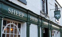 The Sheep Heid Inn/ Edinburgh / reported to be the oldest inn in Scotland/ 1360/ Frequented by Queen Mary of Scots