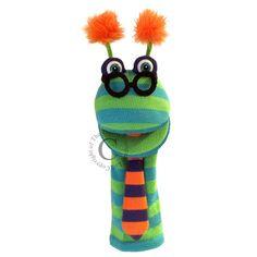 The Puppet Company handpop Dylan Sockette