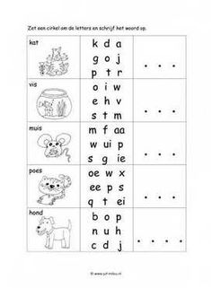 Dit taal werkblad en nog veel meer in het thema huisdieren kun je downloaden op… Travel Toys, Spelling, Crafts For Kids, Activities, School, Education, Pdf, Image, Website