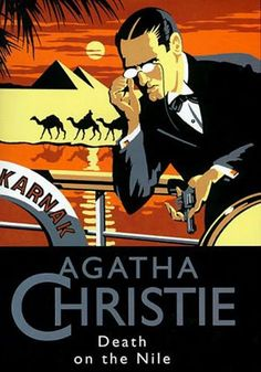 Retro Agatha Christie covers