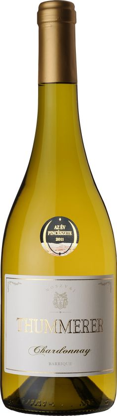 Thummerer Chardonnay Barrique Hunagrian wine White High quality White Wine, Wines, Bottle, Flask, Jars