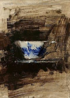 Vitalwalls-Tea Cup -By- George William Allen Art Print on White Polypapier. Modern Art, Contemporary Art, Still Life 2, Art Painting Gallery, Still Life Oil Painting, My Art Studio, Painting Inspiration, Les Oeuvres, Poster Prints