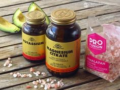 """Tips on how to beat """"Keto-flu"""" - make sure you get enough electrolytes on a low-carb ketogenic diet"""