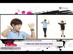 "Kpop Dance Tutorial - Wonder Girls ""Be My Baby"" [Pops in Seoul]"