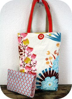 tote bag & kindle case