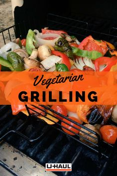 Or just not a big fan of meat? Grilling veggies and fruit can be just as delicious! Click through to find some tasty vegetarian grilling ideas. Vegetarian Grilling, Grilling Ideas, Snack Recipes, Snacks, Grill Master, Grilled Vegetables, Barbecue, Chips, Tasty