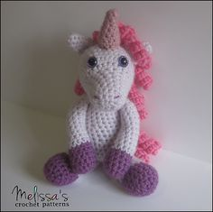 """Annabelle the Unicorn is """"The Next Precious Animal MCAL"""", this MCAL was in May 2015."""