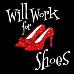 <3 Ruby Red Slippers