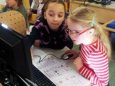 Code Kinderen Computer Kunst, Computational Thinking, Coding For Kids, 21st Century Skills, Internet, Classroom, Social Media, App, Socialism